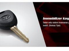 membuat kunci mobil toyota