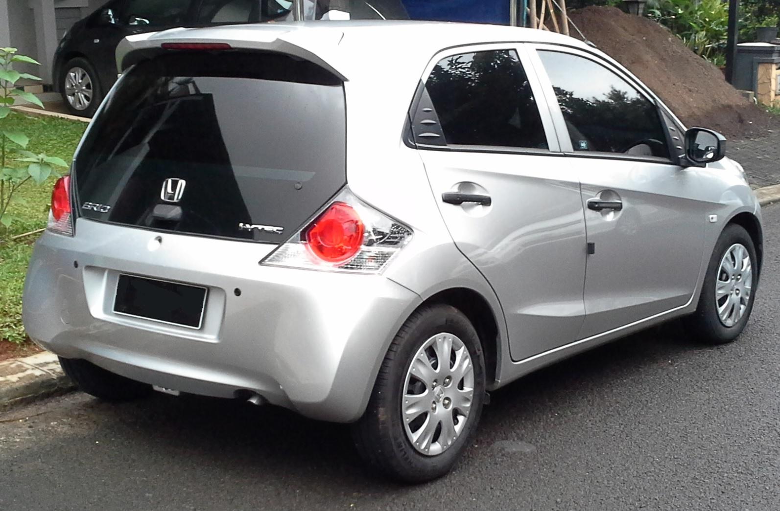 Duplikat Kunci Mobil Brio