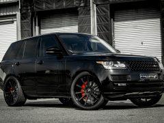 Duplikat kunci Range Rover